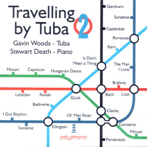 Travelling by Tuba 2 CD